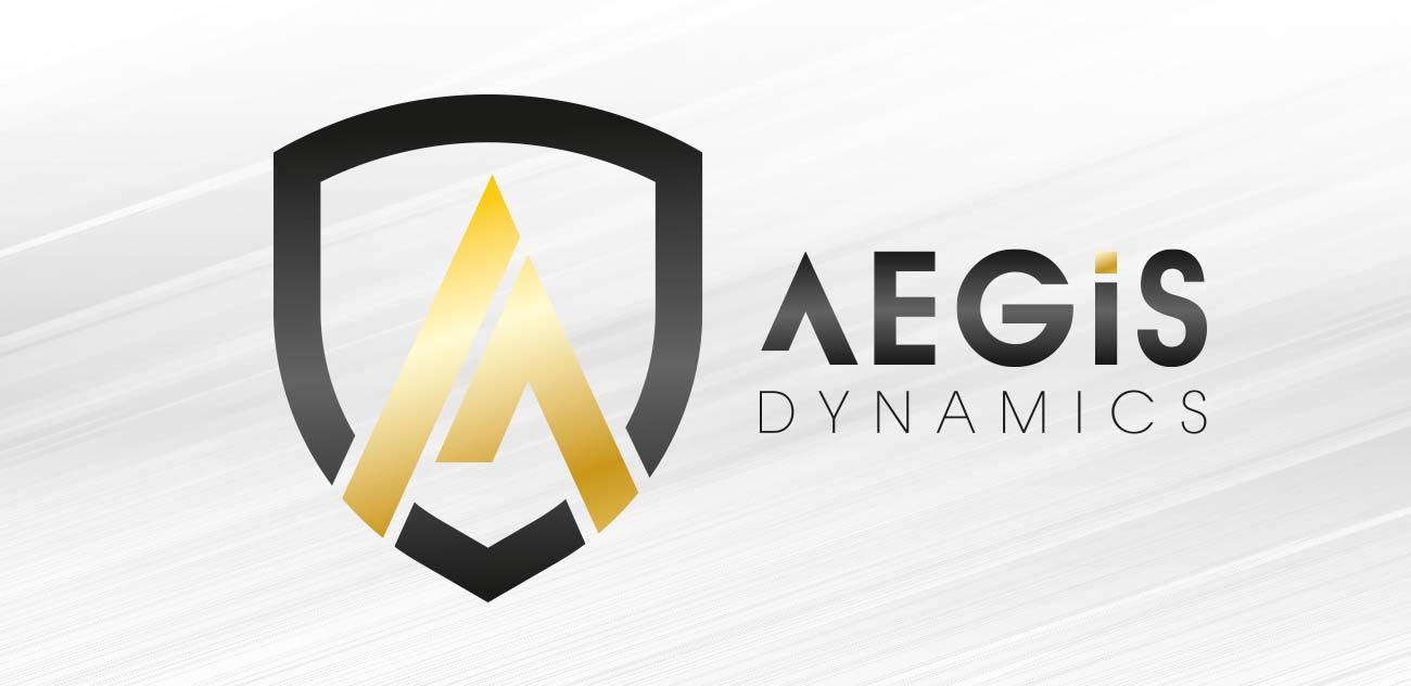 Aegis Dynamics logo design