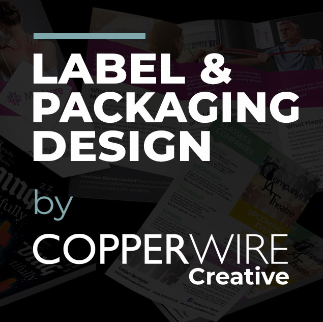 Label and Packaging designs