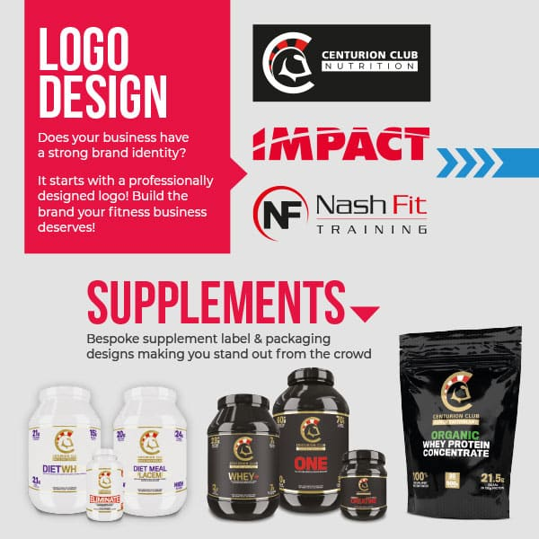 Logo Design for Health and Fitness