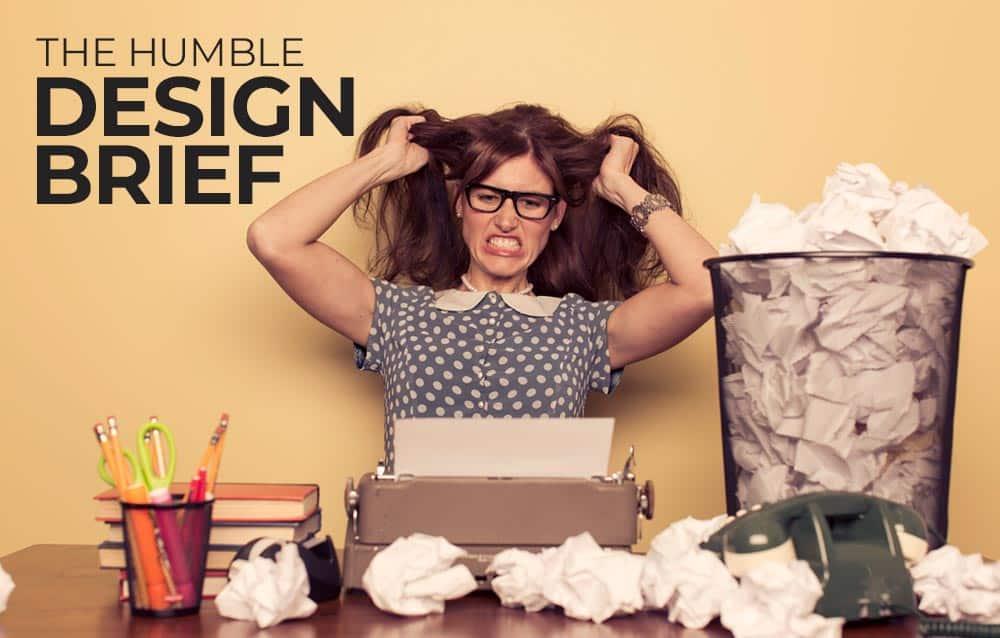 How to write a graphic design brief